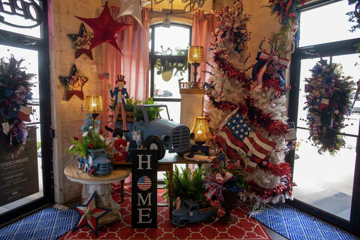 Miss Cayce's Wonderland is now open year round with summer decor now available as seen Wednesday, May 19, 2021 at 1012 Andrews Highway. Jacy Lewis/Reporter-Telegram