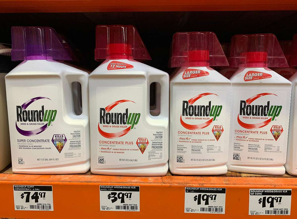 Monsanto Co.'s $2 billion proposal to fend off suits by cancer victims who sprayed the company's Roundup herbicide on their crops was rejected Wednesday by a federal judge in San Francisco.