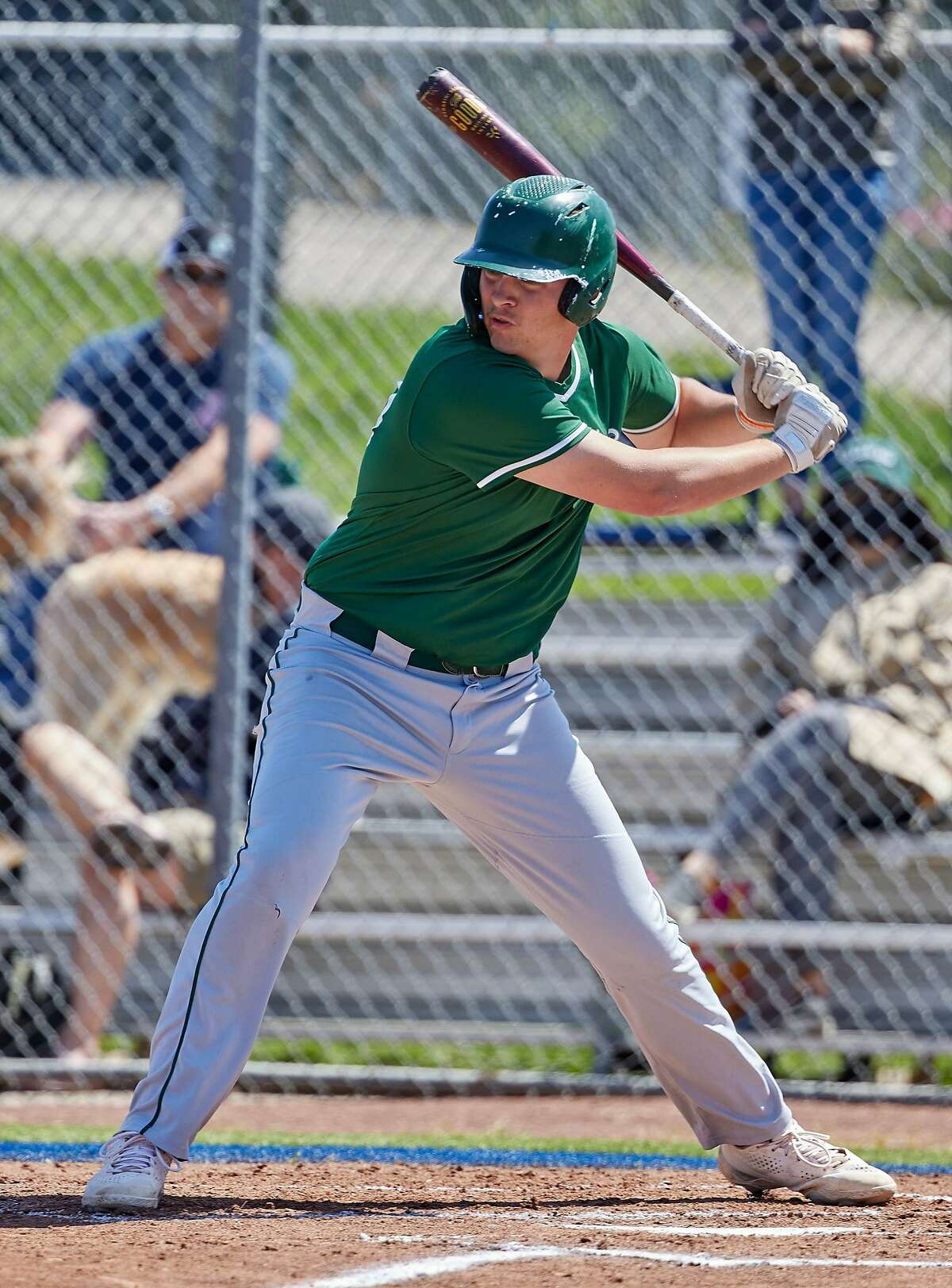 Blake Burke, a Tennessee commit, is hitting .552 (37-for-67) with 30 RBI for No. 1-ranked De La Salle-Concord.