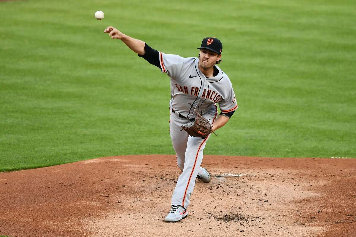 Kevin Gausman made his fifth straight start allowing one run or fewer. He's 3-0 during that stretch with a 1.06 ERA.