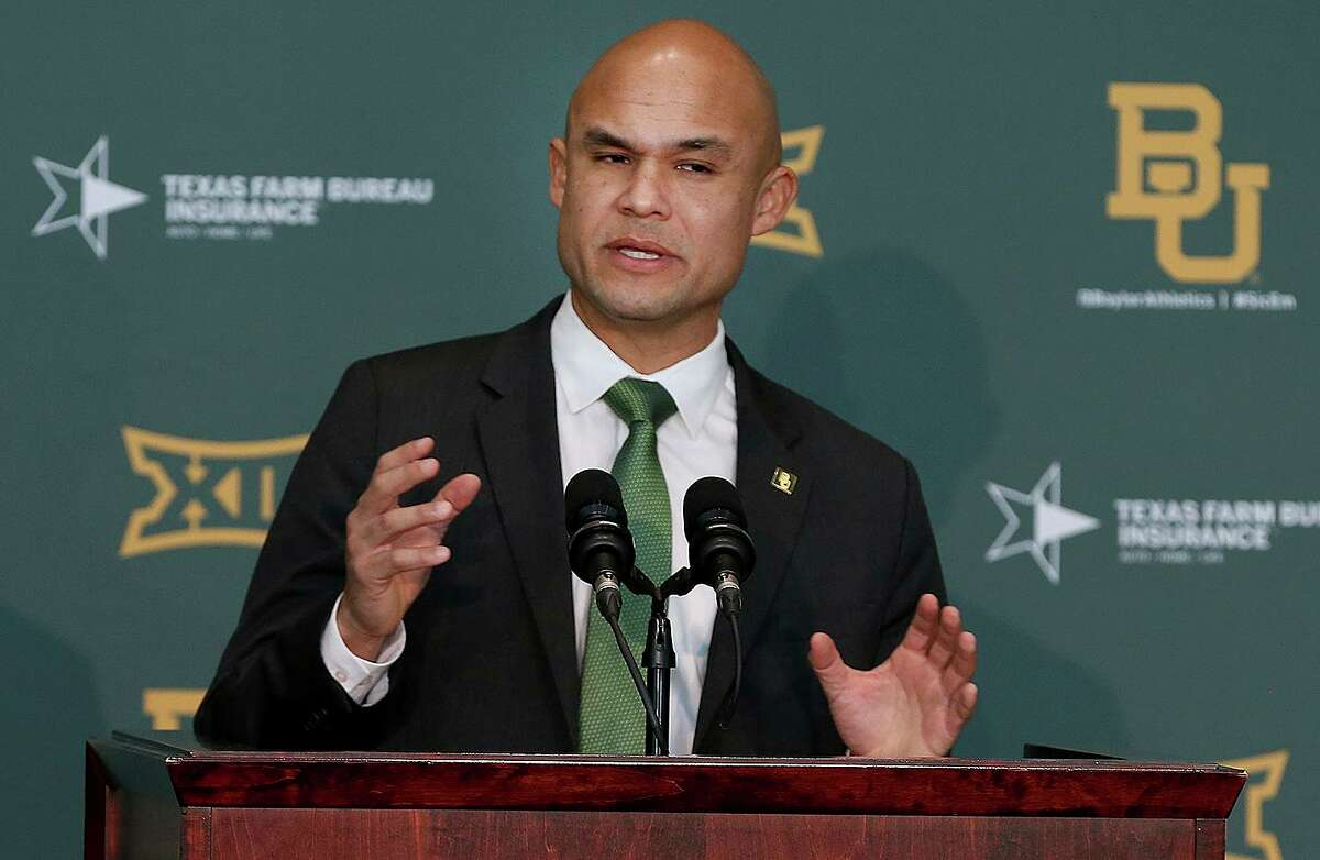 Two months after he took the head-coaching job at Baylor, Dave Aranda's professional routine, like many others', was upended by COVID-19.