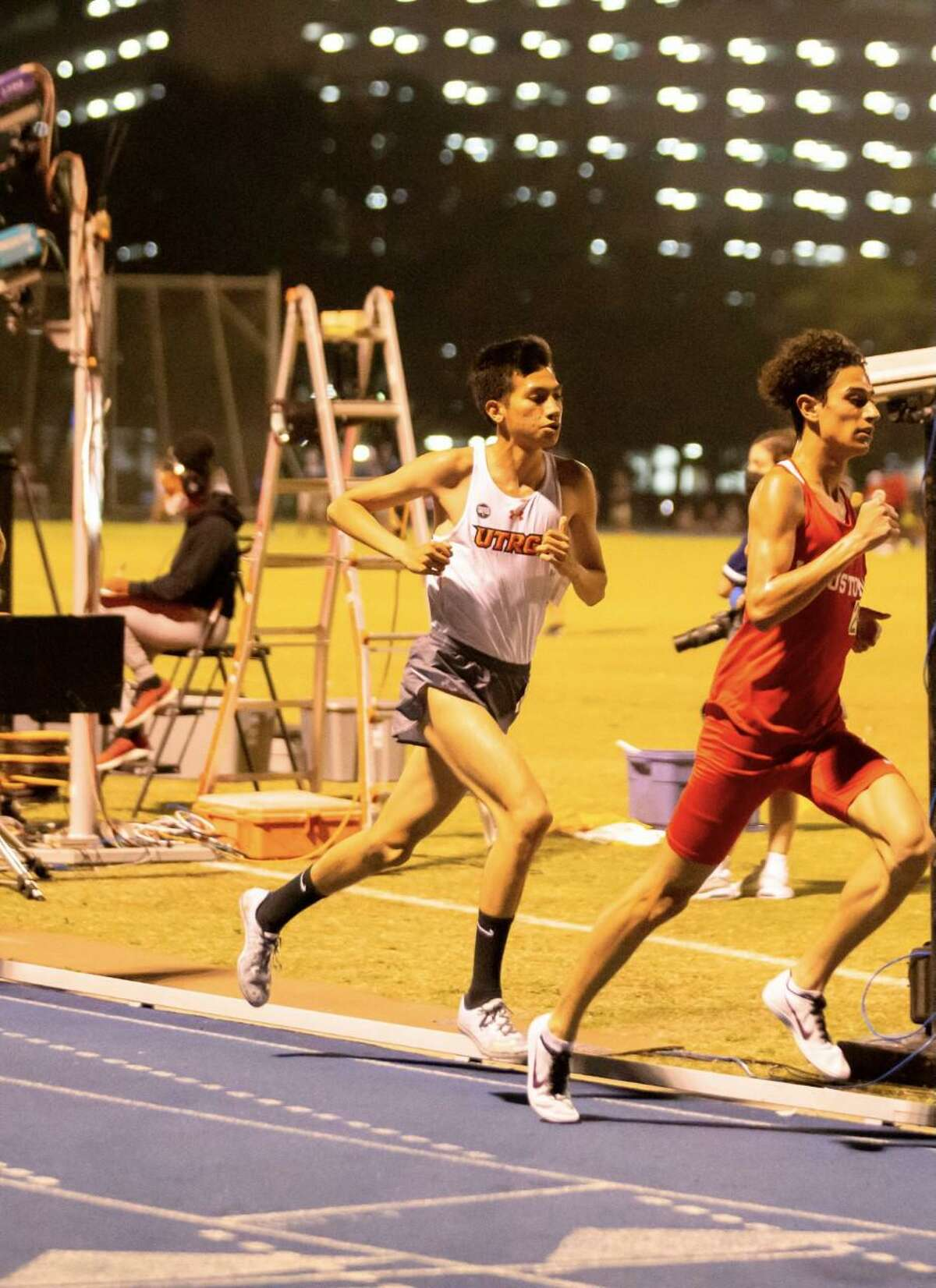 After adjusting to the speed and training of the college level, Alex Munoz is eyeing a big step forward in his junior season running at UTRGV.