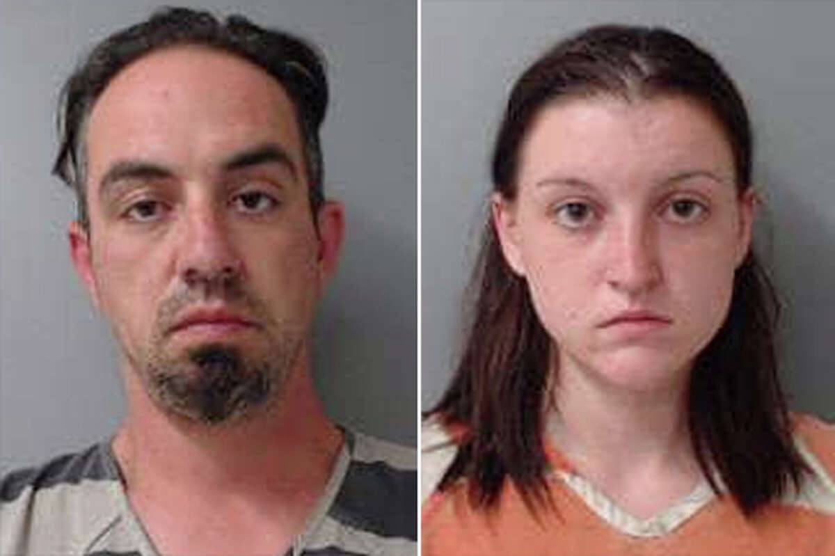 County and federal authorities arrested two people accused of sexual offenses.