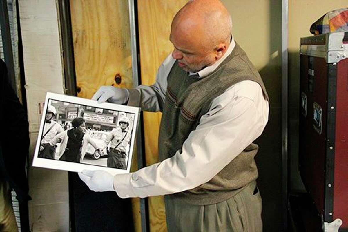 Staff will preserve and ready for display photographs taken during the Civil Rights Movement of the 1960s by renowned photographer Bruce Davidson at the Jim Crow Museum of Racist Memorabilia at Ferris State University. (Courtesy photo)