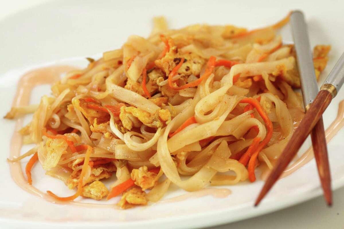 Take the time to whip up your own Pad Thai at home.