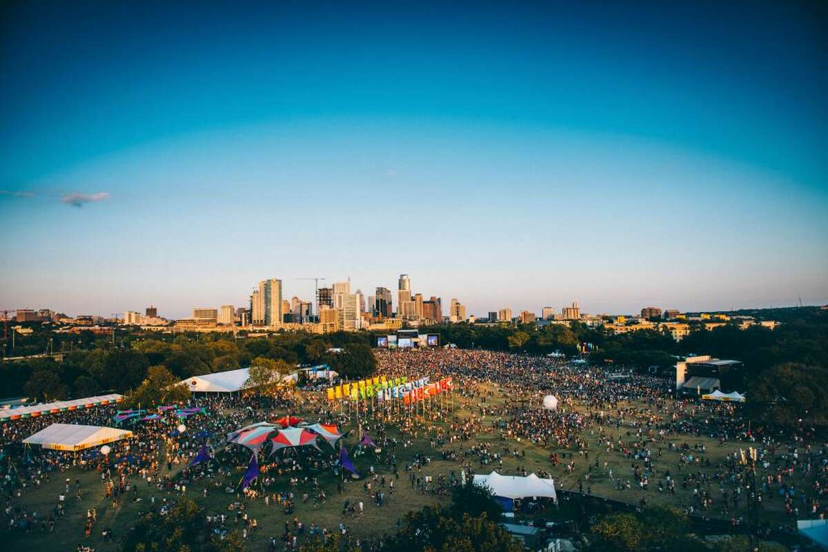 Austin City Limits Festival, located at Zilker Park in Austin, Texas. (Charles Reagan Hackleman)