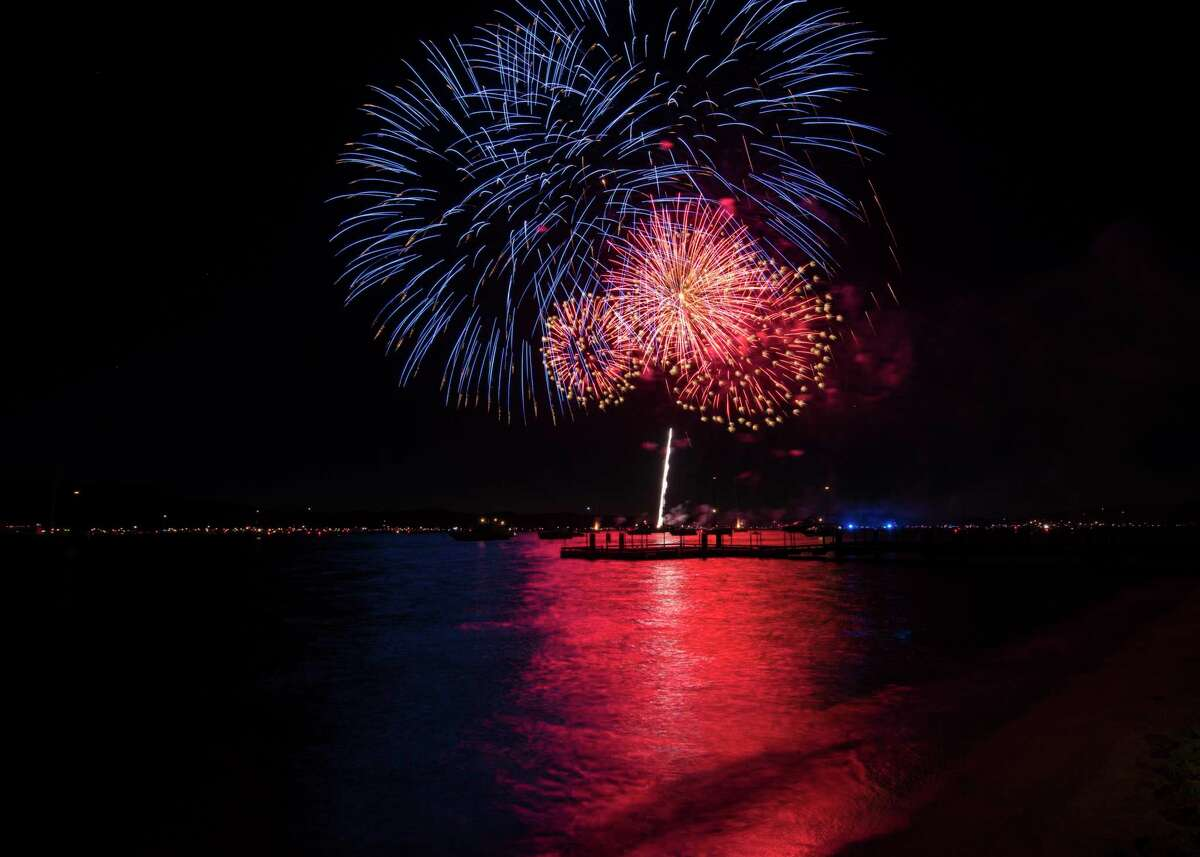 """The Tahoe Douglas Visitors Authority has canceled its annual Fourth of July """"Lights on the Lake"""" fireworks display this year due to coronavirus safety concerns."""