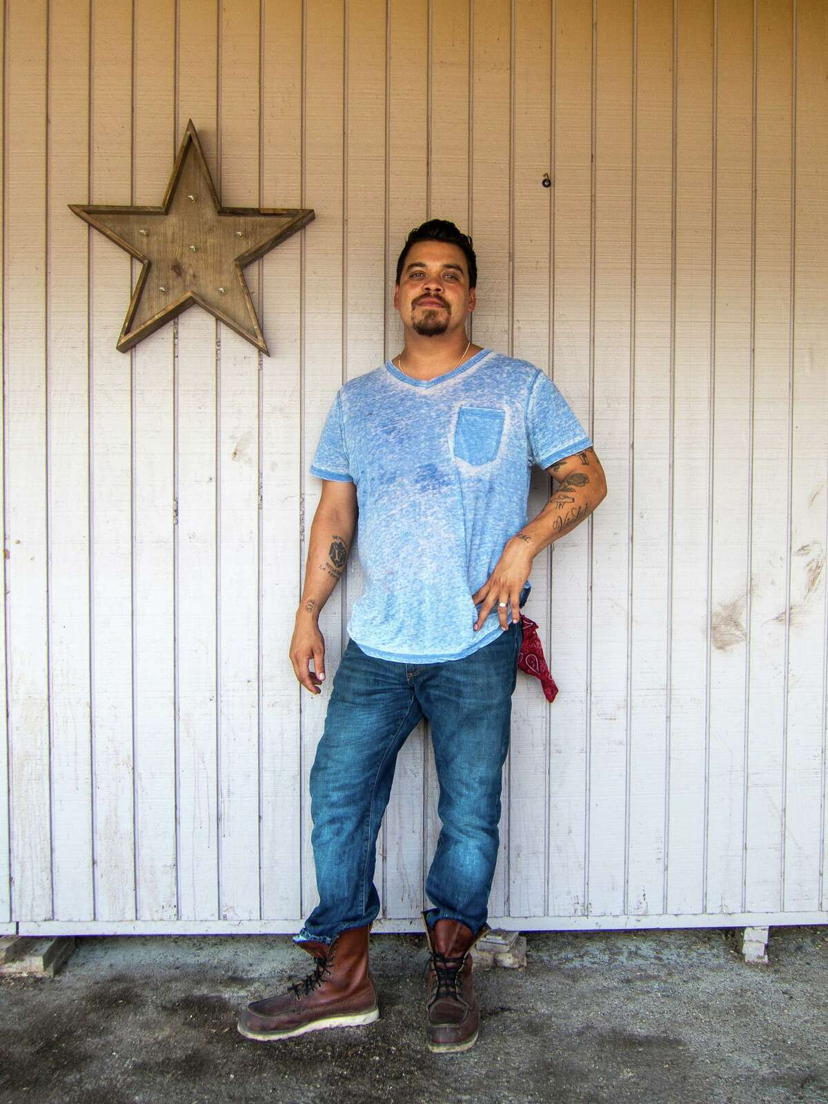 Pitmaster Miguel Vidal of Valentina's Tex-Mex