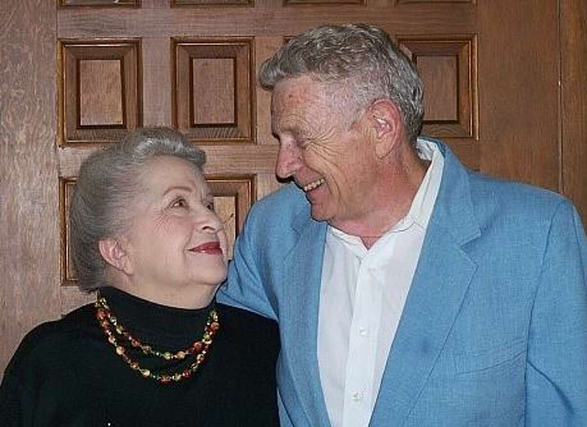 Esther and Cliff Miles celebrated 60 years of marriage.