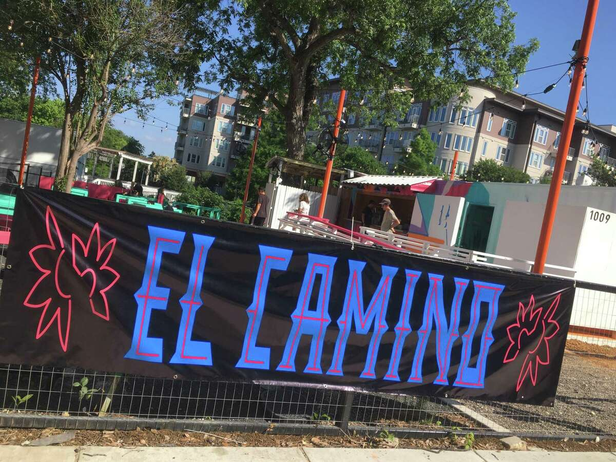 El Camino is a new San Antonio bar and food truck part opening today near the VFW on the River Walk.