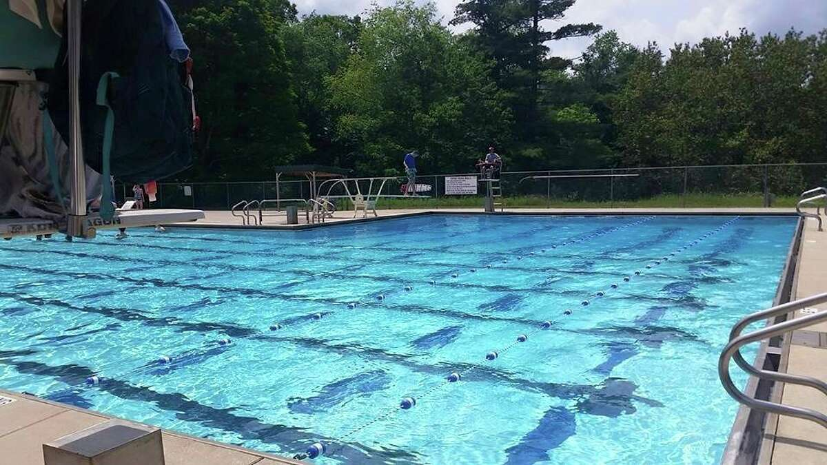 The Charles E. Fairman Community Pool in Big Rapids is scheduled to reopen for the season next month. (Pioneer file photo)