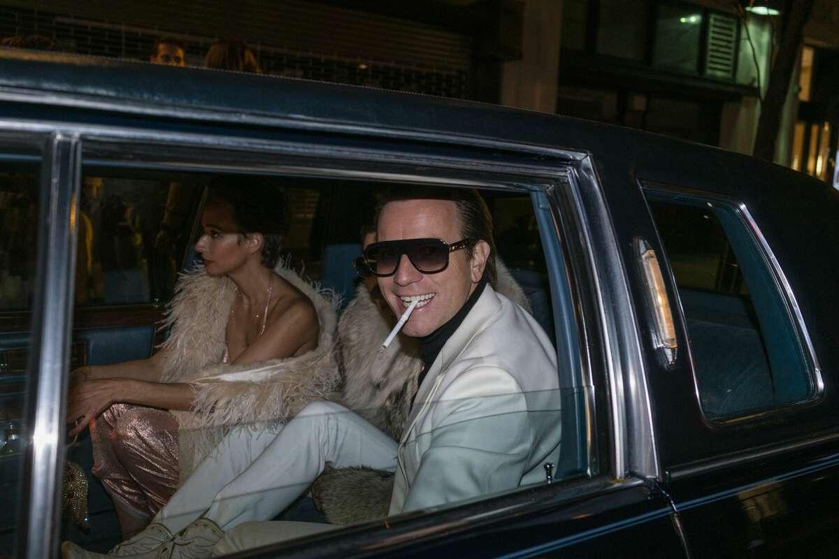 Ewan McGregor plays an iconic fashion designer in