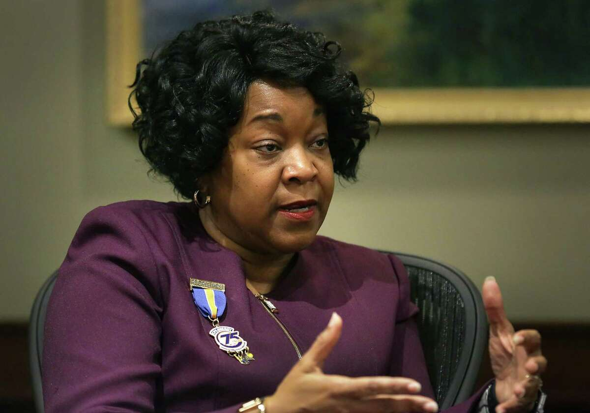 Paula Gold- Williams, CPS Energy CEO, said gas suppliers are playing 'hardball.'