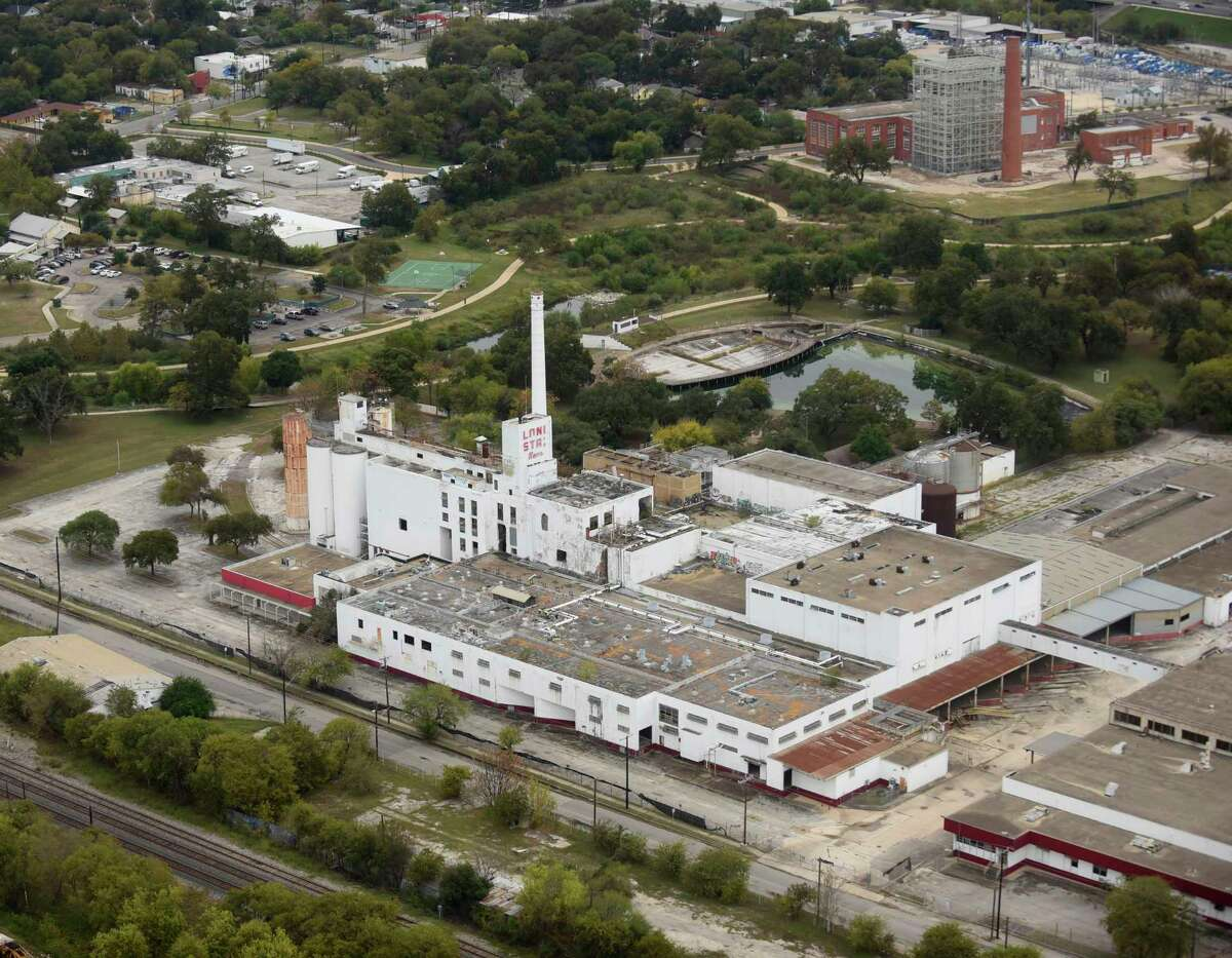 Developers are looking to turn the former Lone Star Brewery into a mixed-use project.