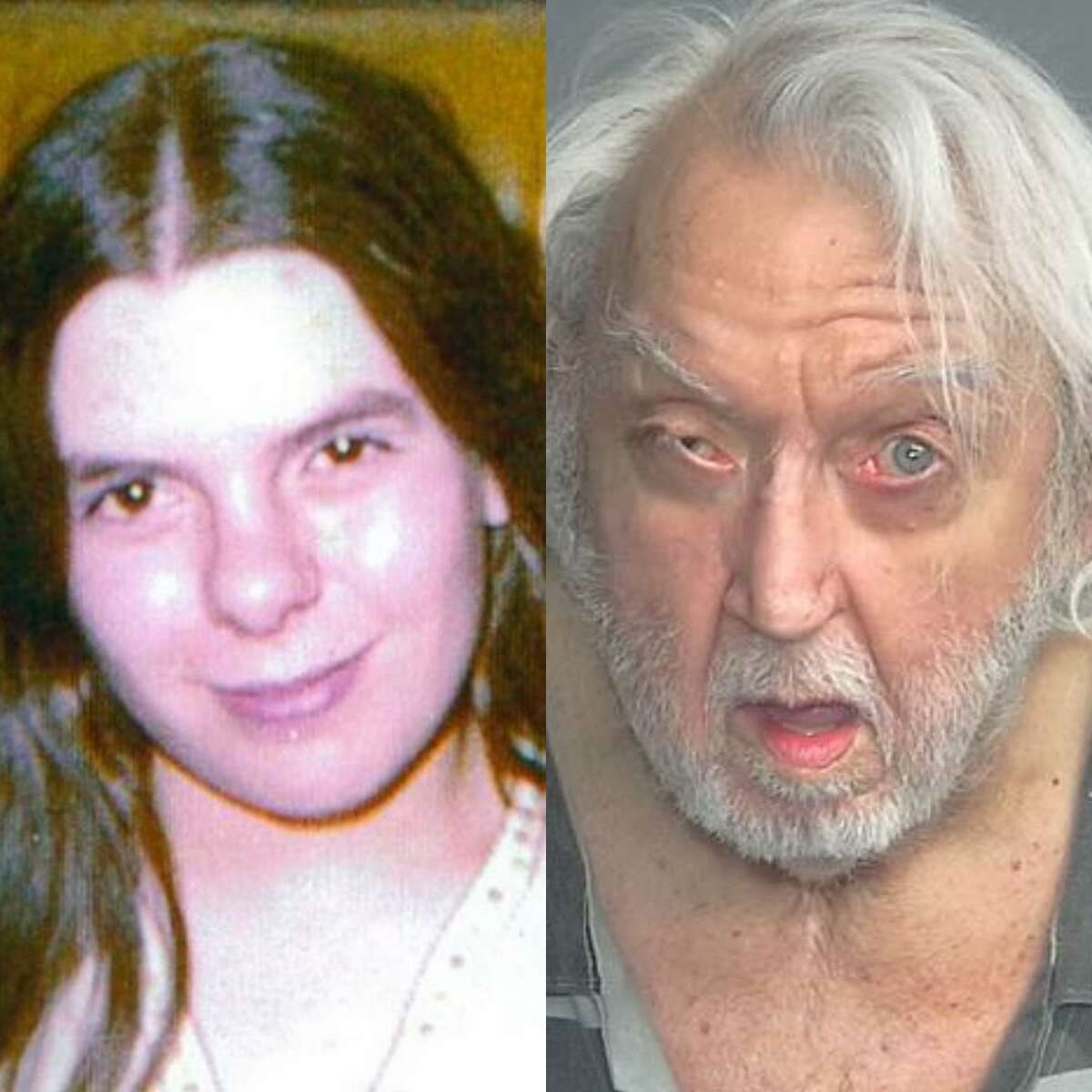 Thomas Elvin Darnell, 75, of Kansas City, Kan., was being charged with capital murder in the 1983 death of Laurie Marie Purchase, a missing woman from Houston. Darnell died earlier this week while in custody in Montgomery County.