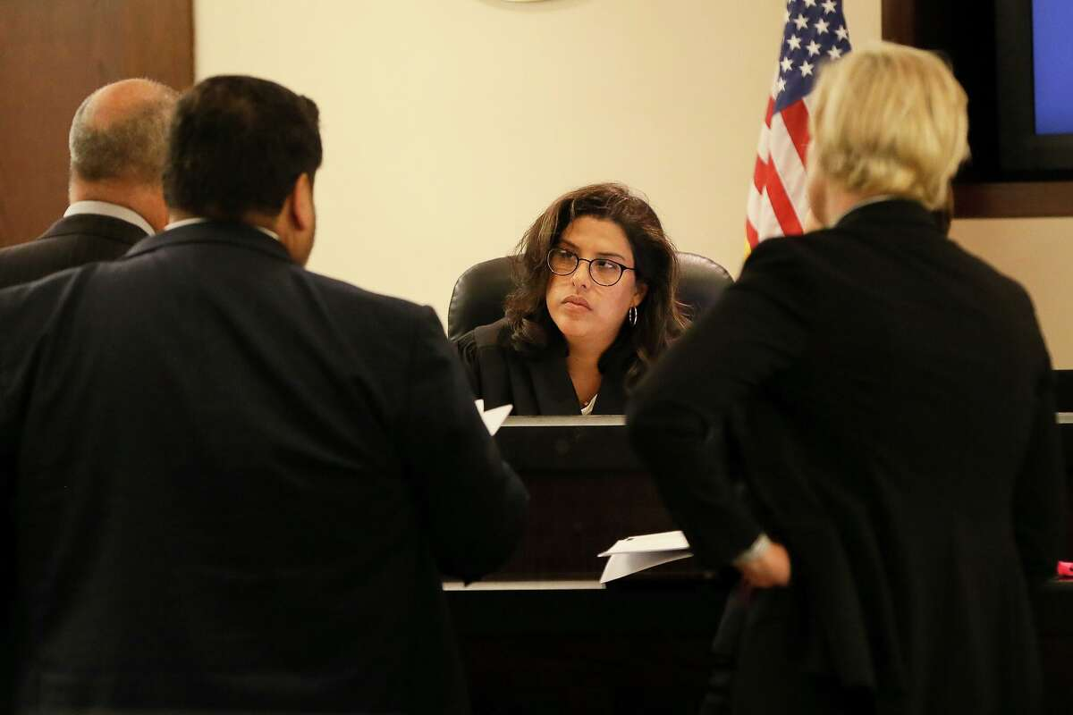 Judge Jennifer Pena abruptly recused herself from the intoxication manslaughter case of the woman who killed popular cyclist Tito Bradshaw after receiving a letter from City Councilman Manny Pelaez urging a prison sentence in the case.