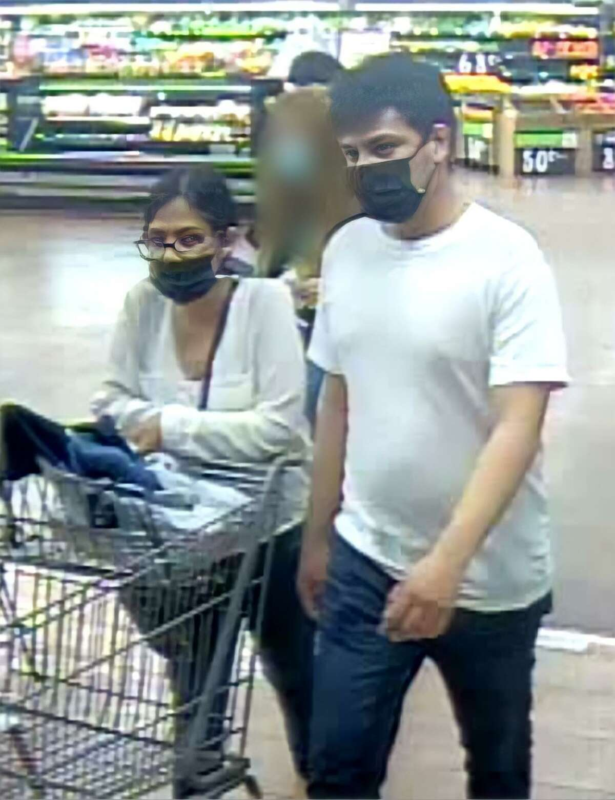 Laredo police said they need to identify the man in this photo in relation to a recent assault case.