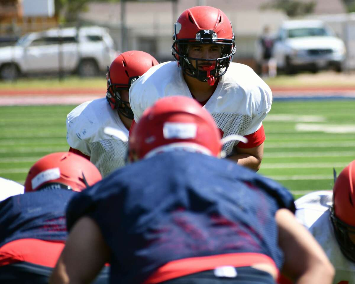The Plainview football team wrapped up the spring season with its spring game on Thursday afternoon at Greg Sherwood Memorial Bulldog Stadium.