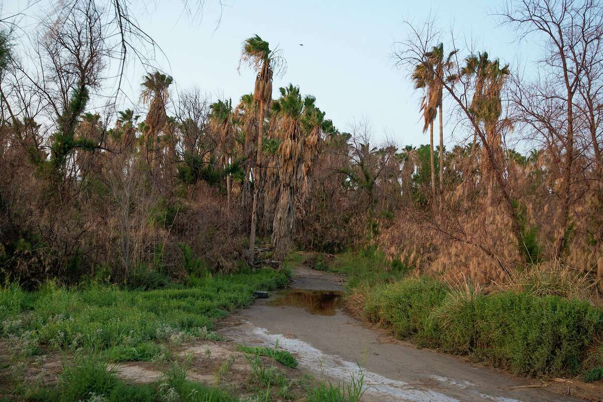An exterior view of Las Palmas Trail as seen Tuesday, May 18, 2021.