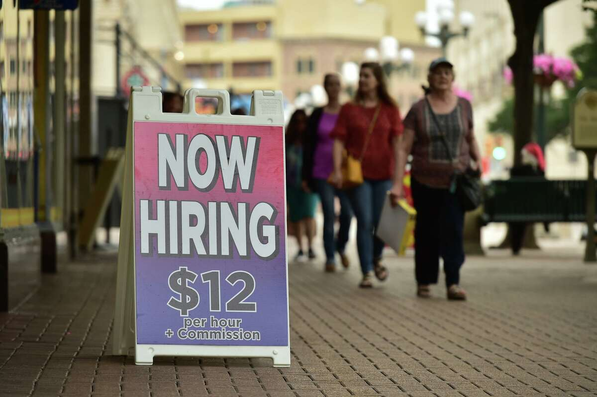 Job growth slowed in Texas and analysts say labor shortages are part of it. .