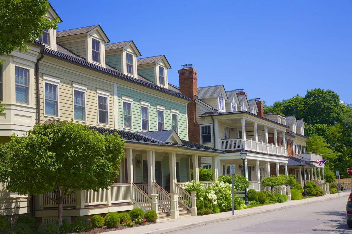 The historic district is centrally located in the popular Hudson River village of Cold Spring, which is known for its quaint charm.