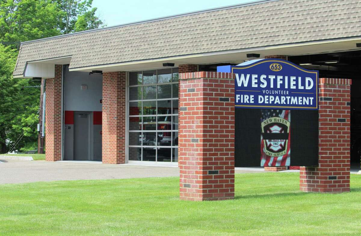 The Westfield Volunteer Fire Department is located at 653 East St. in Middletown.