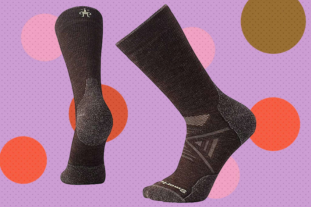 Smartwool Performance Hike Light Cushion Crew Socks for $17.19
