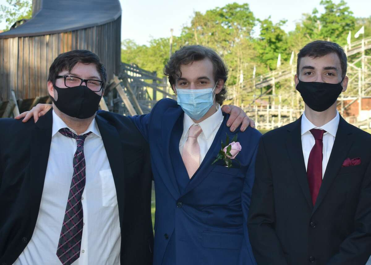 Milford's Foran High School held its prom at Quassy Amusement Park on May 20, 2021. Were you SEEN?