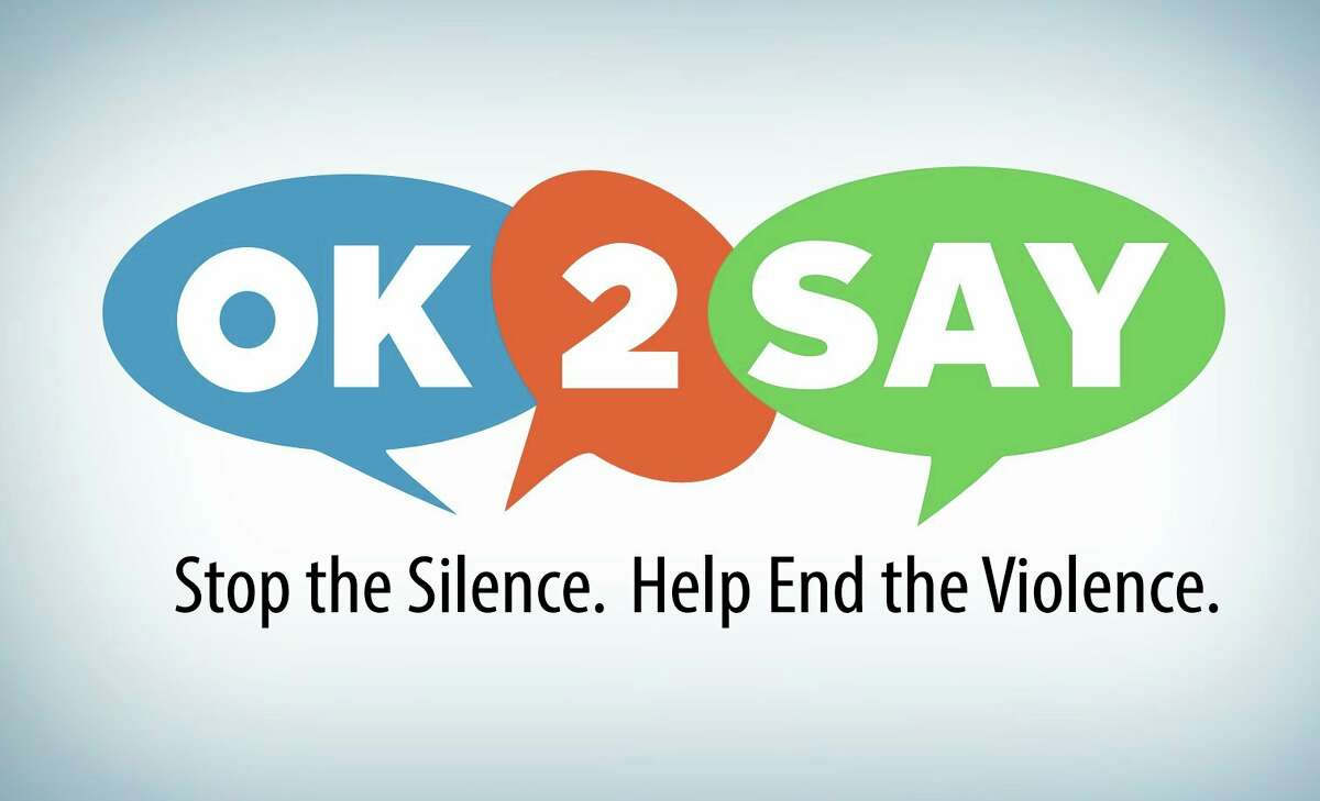 OKAY2SAY is a system that utilizes an anonymous tip line that students, parents, teachers, or concerned individuals can connect to mobile phones, via the OKAY2SAY app, email, a text line, and their website.