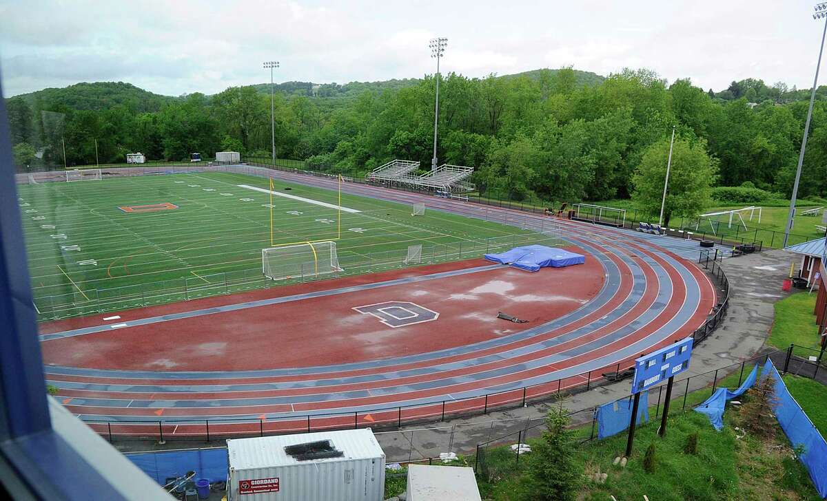 After initially allowing no spectators, the FCIAC track and field championship meets held at Danbury High School will now allow parents of senior track and field student-athletes.