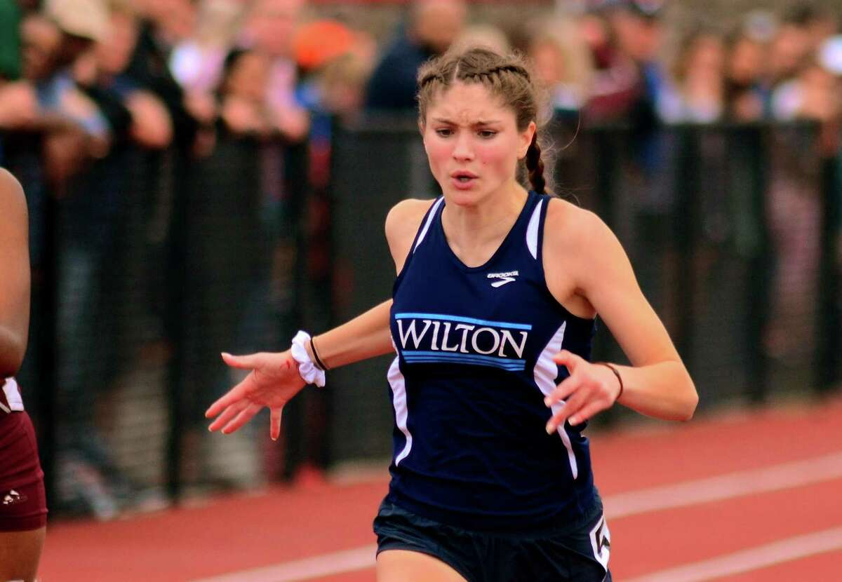 Parents of Wilton track and field student-athletes raised concerns to the commissioner of the FCIAC over not being allowed to watch their children compete.