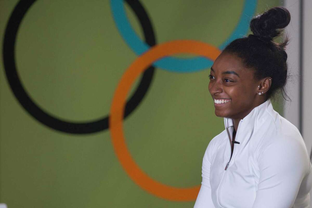 Simone Biles is growing her impact beyond just sports.