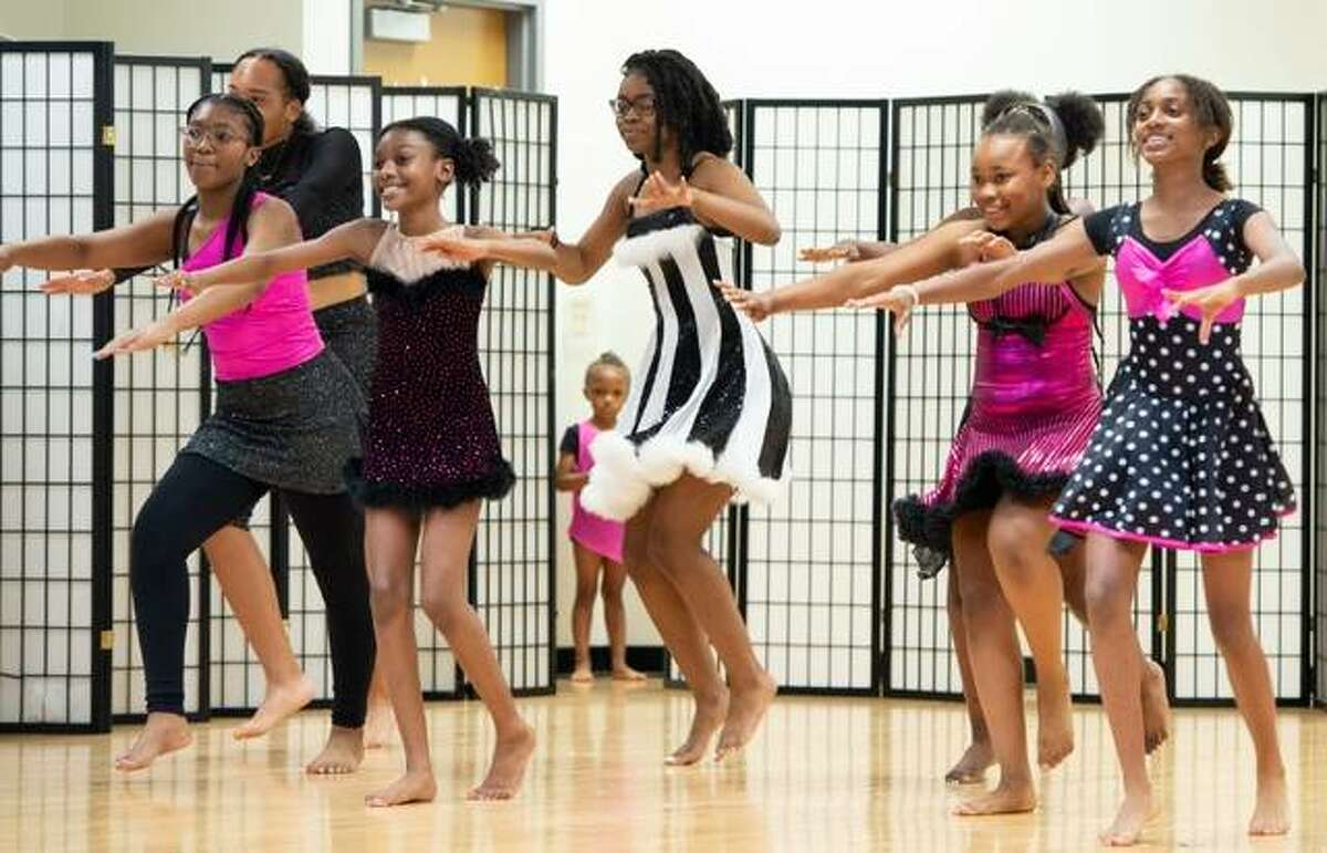 Students in the SIUE East St. Louis Center for the Performing Arts After School program presented their spring concert May 20 at the East St. Louis Higher Education Campus.