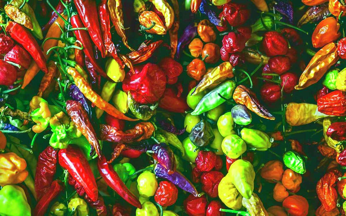 There are a number of effective ways to take the heat of chiles, but water doesn't work.