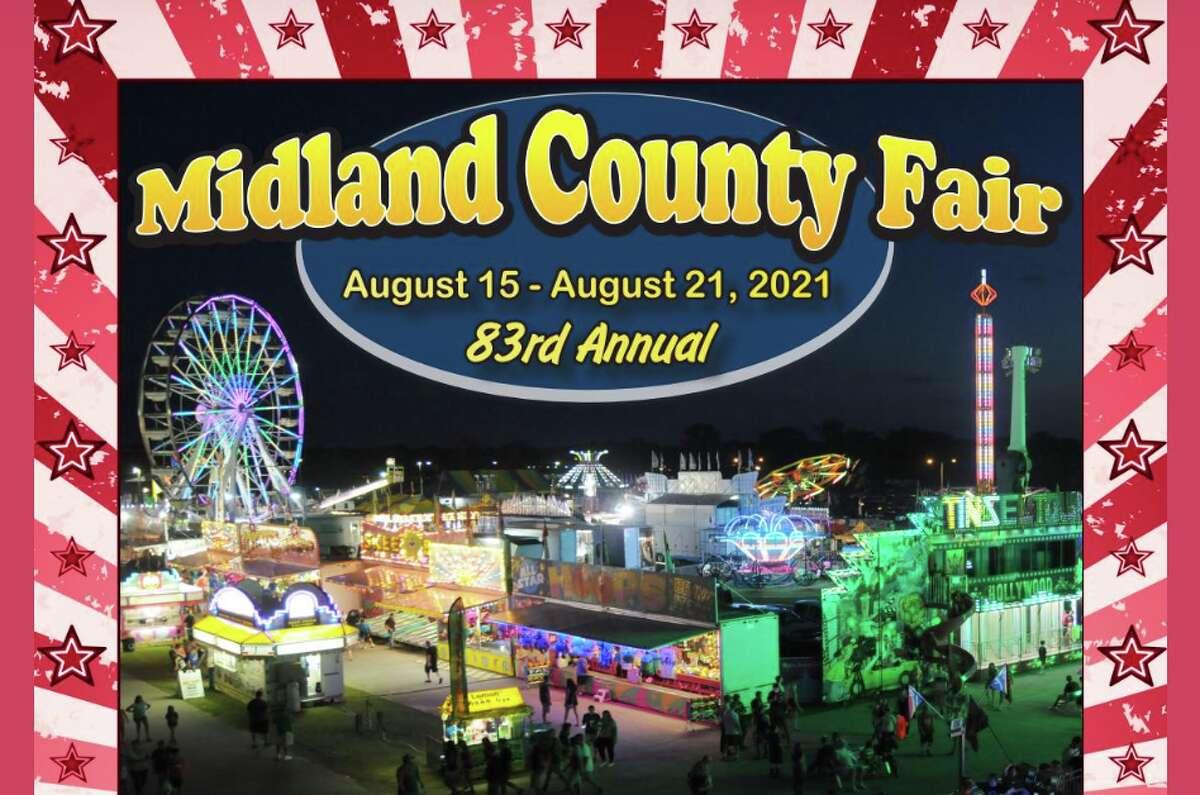 Midland County Fair Book 2021