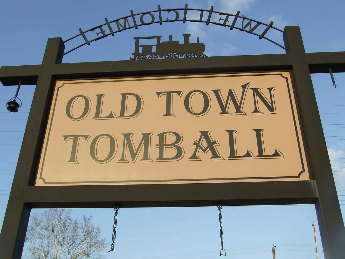 Old Town residential areas and Old Town plaza are just two of the areas in Tomball being looked at in the Downtown Specific Plan.