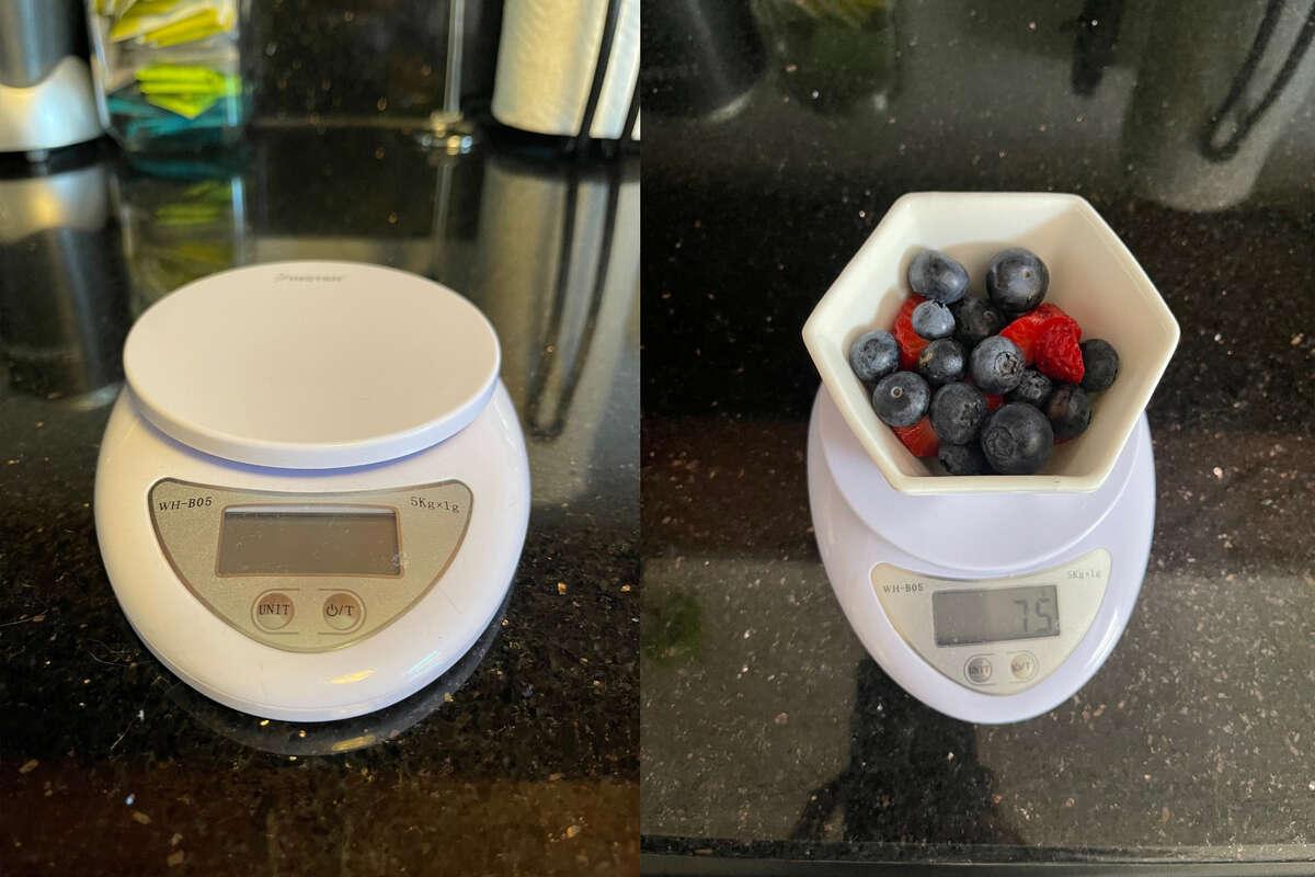 Insten Digital Kitchen Scale, $10.01 at Amazon