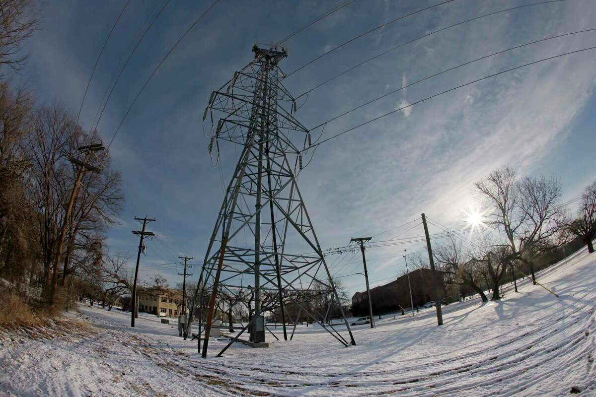 The Farmers Almanac previously predicted Texas 'Uri winter storm, in which heavy snowfall, ice storms and bitter temperatures caused a huge strain on the state's electricity grid, leaving millions without electricity.  More than 200 people died.