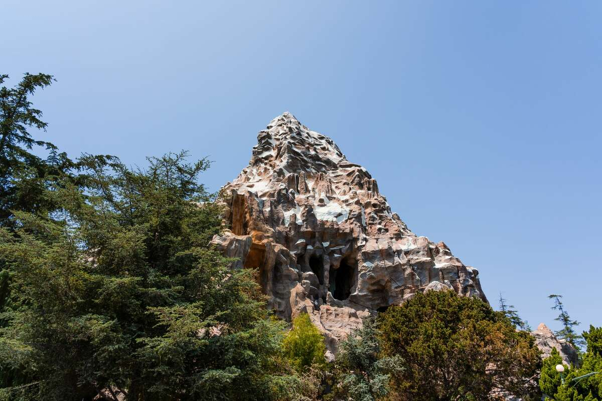 The Matterhorn Bobsleds will be closed until July 2 for repairs.