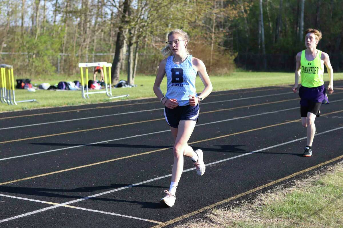 Brethren senior Alexis Tracy will look to punch a ticket to the Division 4 state finals in Saturday's regional at Brethren. (News Advocate file photo)