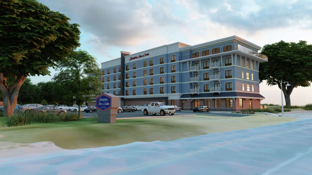 Manistee City Planning Commission spent about five hours total during a special meeting on Thursday evening about the 101 Lakeshore Drive hotel planned unit development for a Hampton Inn in Manistee.