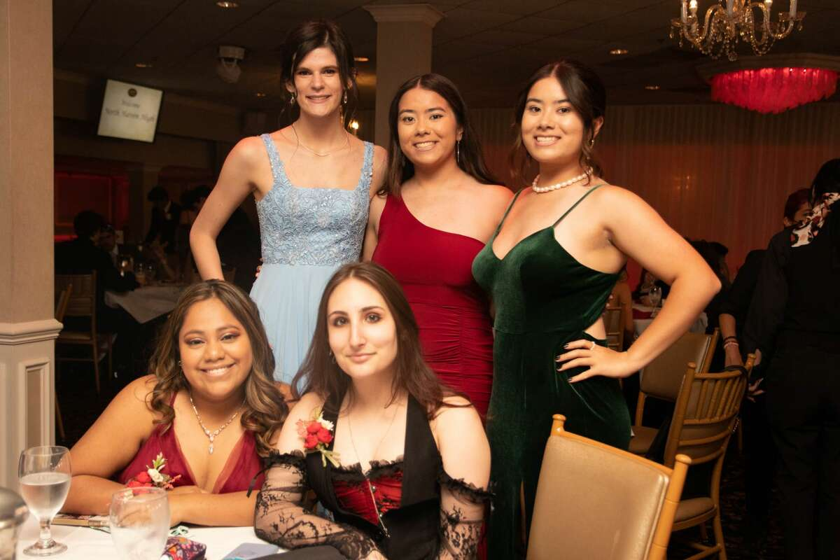 North Haven High School held its prom at Anthony's Ocean View in New Haven on May 21, 2021. Students took photos at the North Haven Quinnipiac campus beforehand. Were you SEEN?