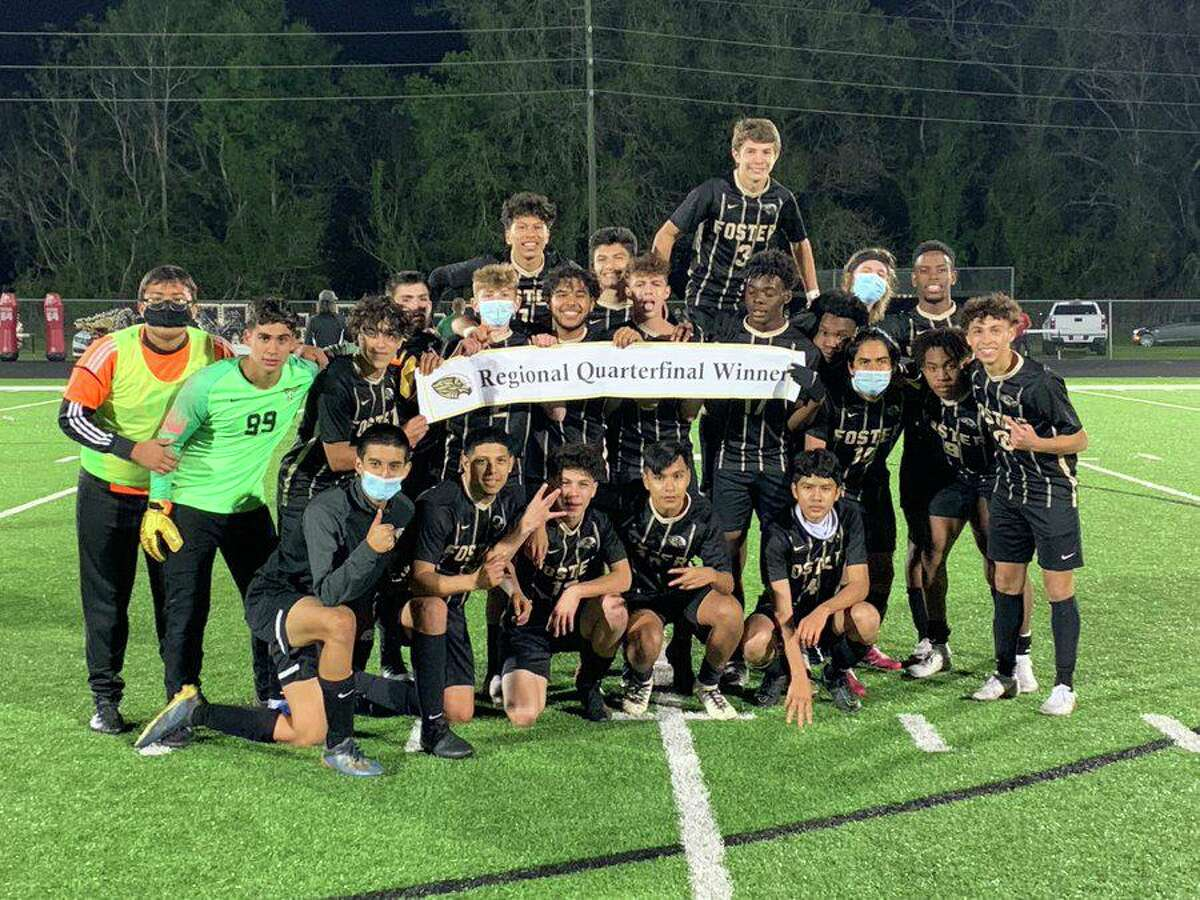 The Foster boys soccer team finished 18-6 and set several school records, including most playoff victories, during a season that included a District 24-5A championship and a regional semifinal appearance.