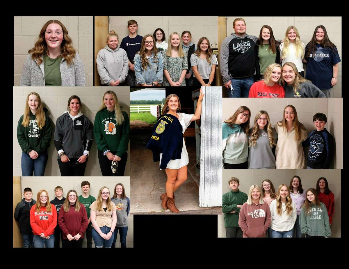 Laker FFA members see success at state convention. (Courtesy Image)