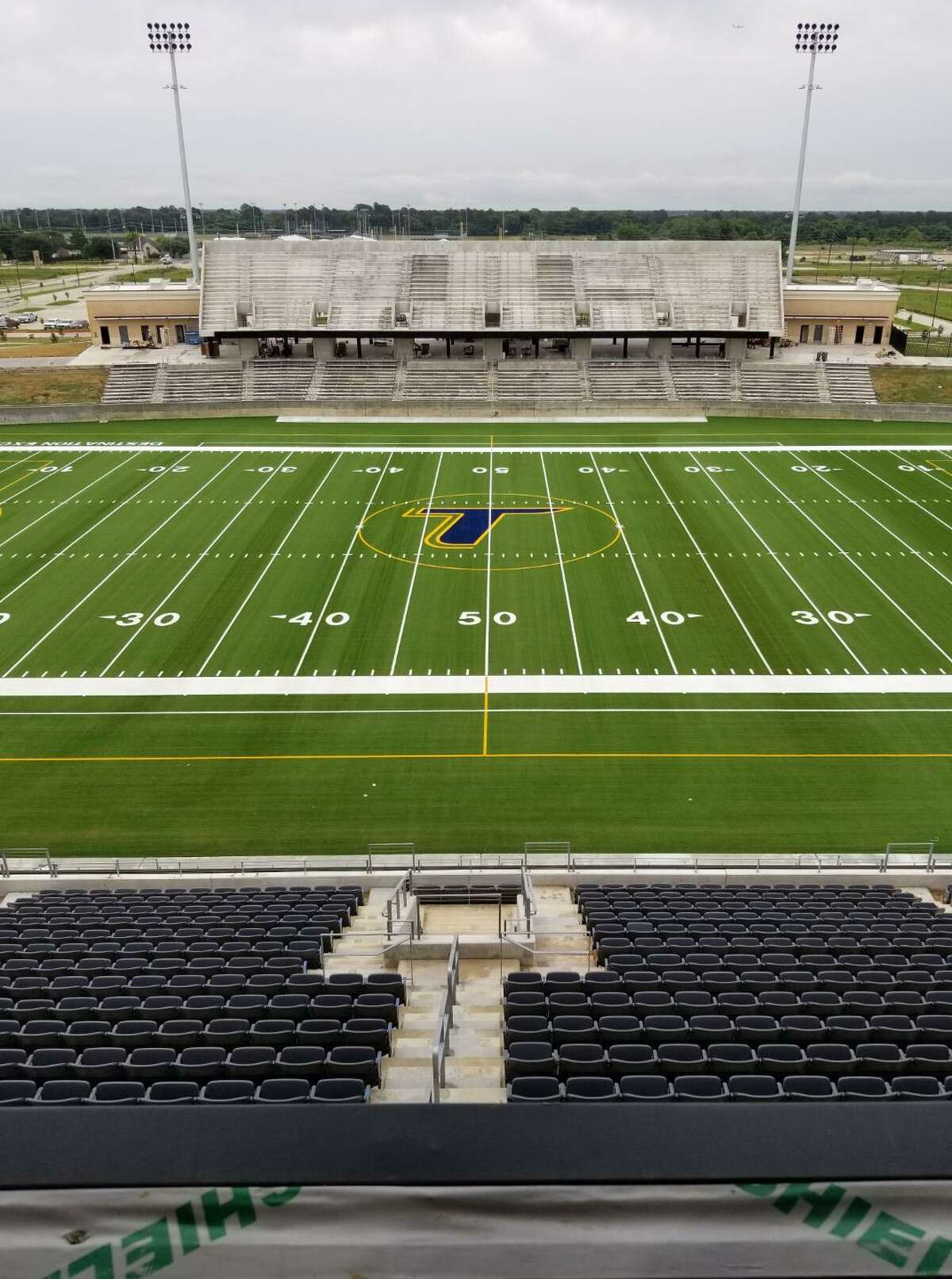 Tomball ISD announced in June that the 41st Annual Patriotic Show and football game between Tomball High School and Tomball Memorial High School will be held on Friday, September 24 at 7 p.m., at the new Tomball ISD Stadium.