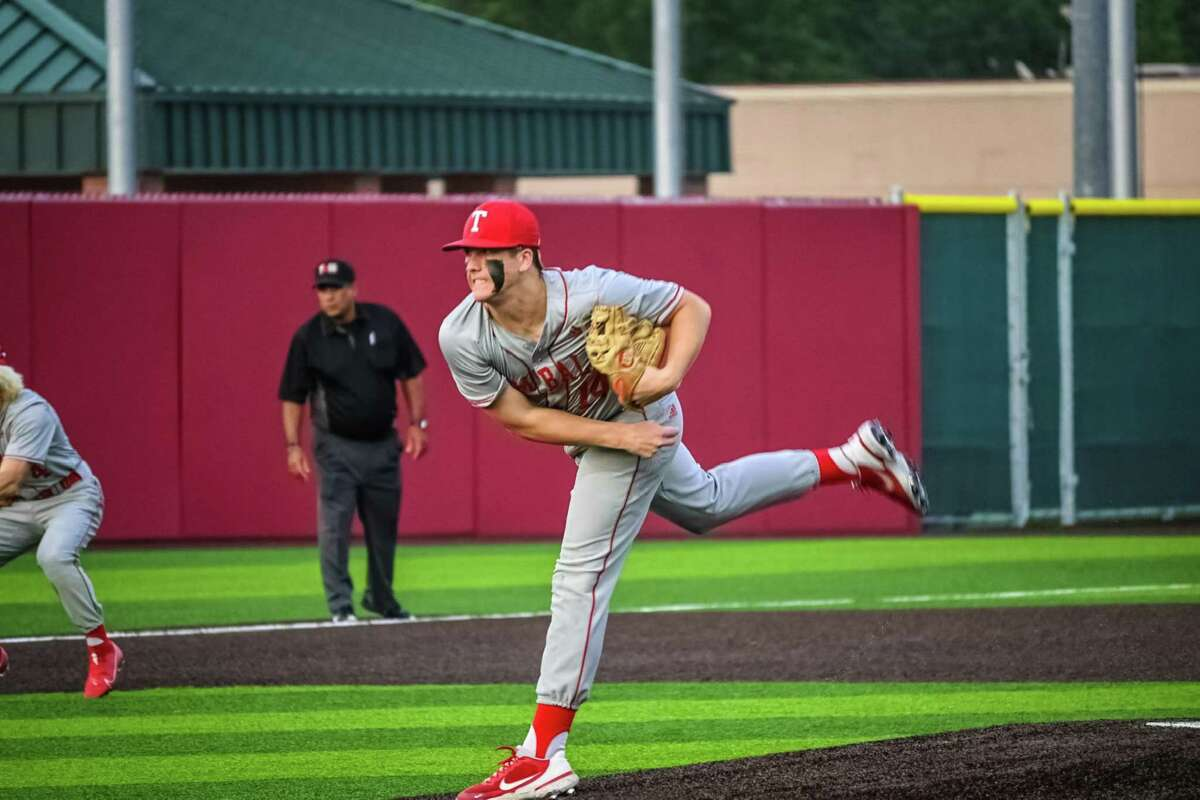 Tomball High senior pitcher and infielder Mason Marriott was named District 15-6A Most Valuable Player.