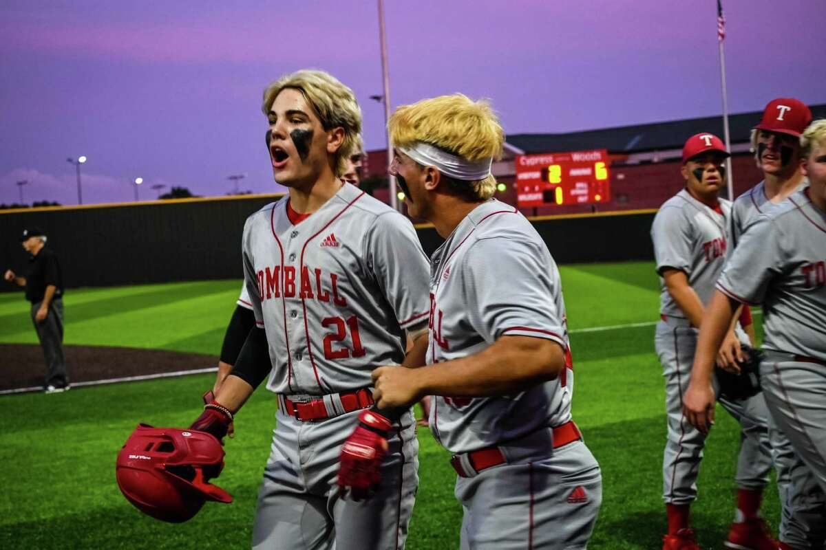 Tomball High was eliminated from playoff contention after suffering a 3-2 loss against Rockwall-Heath in game three of the 6A Region II semifinals Saturday afternoon, May 29, at West High School.
