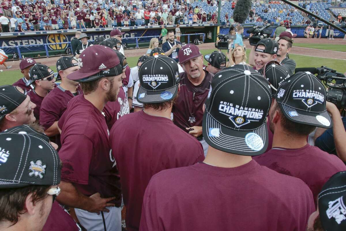 Rob Childress will coach his final game at Texas A&M starting 2 p.m. Saturday in the series finale against LSU.