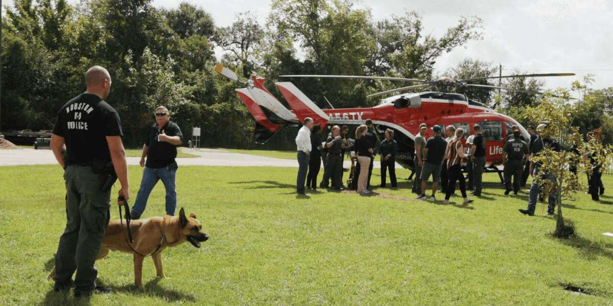 The Klein ISD Police Department hosted almost 30 law enforcement agencies at the Klein ISD Multipurpose Center for a K9-Casualty Care Course this month.