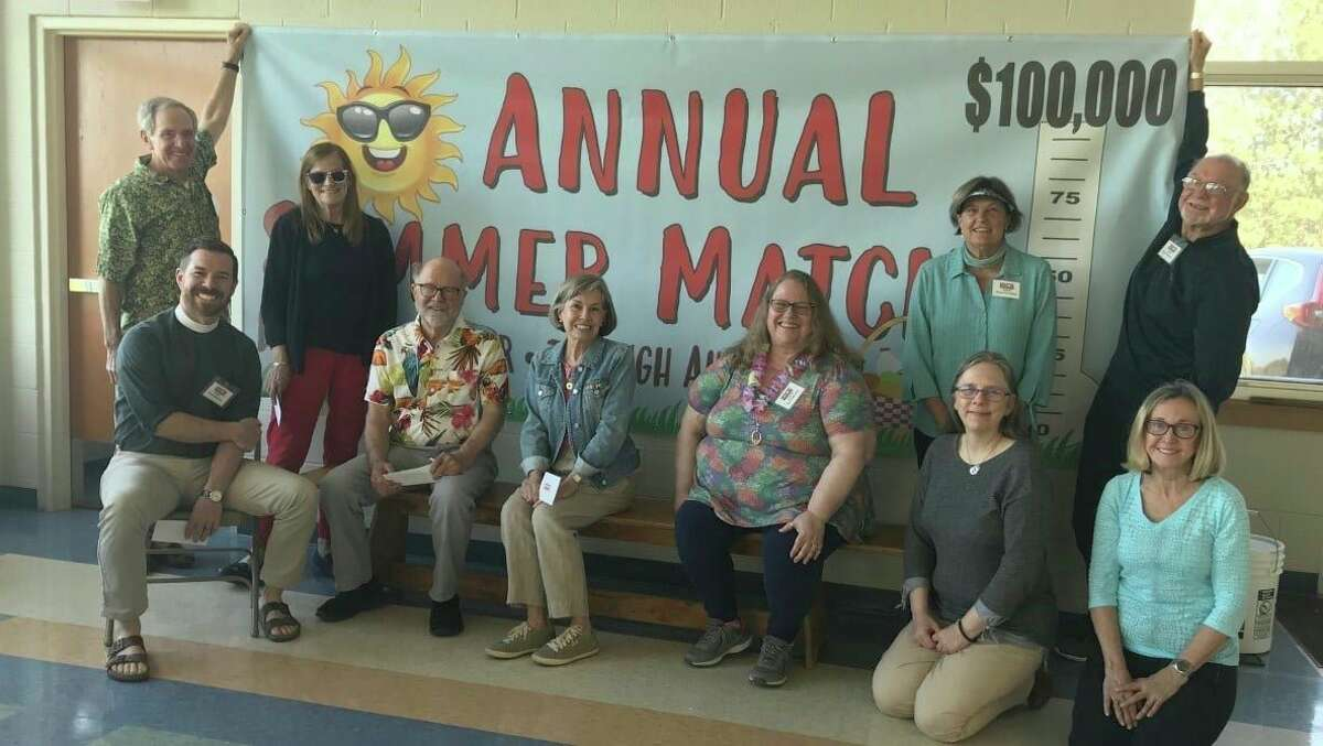 Benzie Area Christian Neighbors kicked off its Summer Match Fundraiser, which sees up to $50,000 in donations matched by the John L. Mulvaney Foundation. (Courtesy Photo)